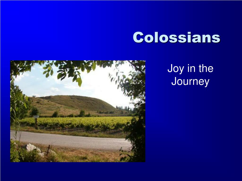 colossians l.