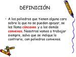 definici n9