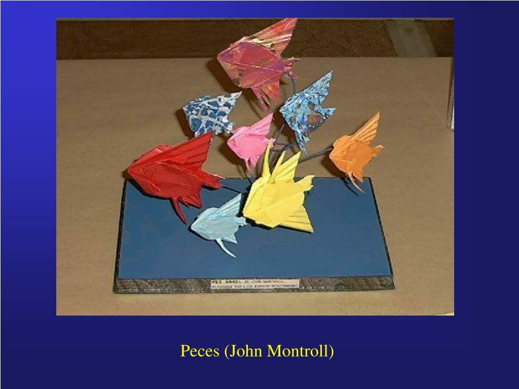Peces (John Montroll)
