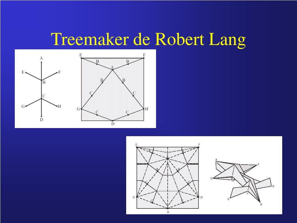 Treemaker de Robert Lang