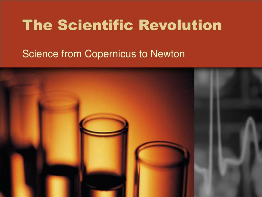 the scientific revolution l.