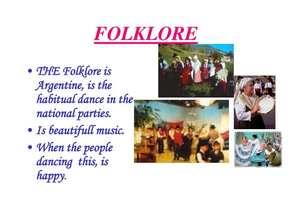 folklore l.