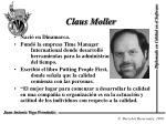 claus moller