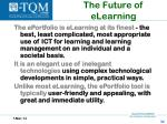the future of elearning