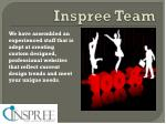 inspree team