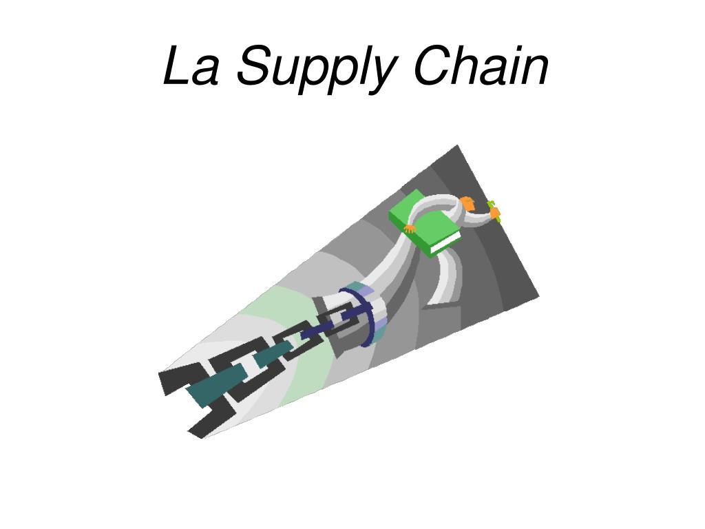 la supply chain l.