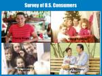 survey of u s consumers