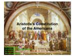 aristotle s constitution of the americans