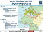 europe southwest asia swa expanding focus