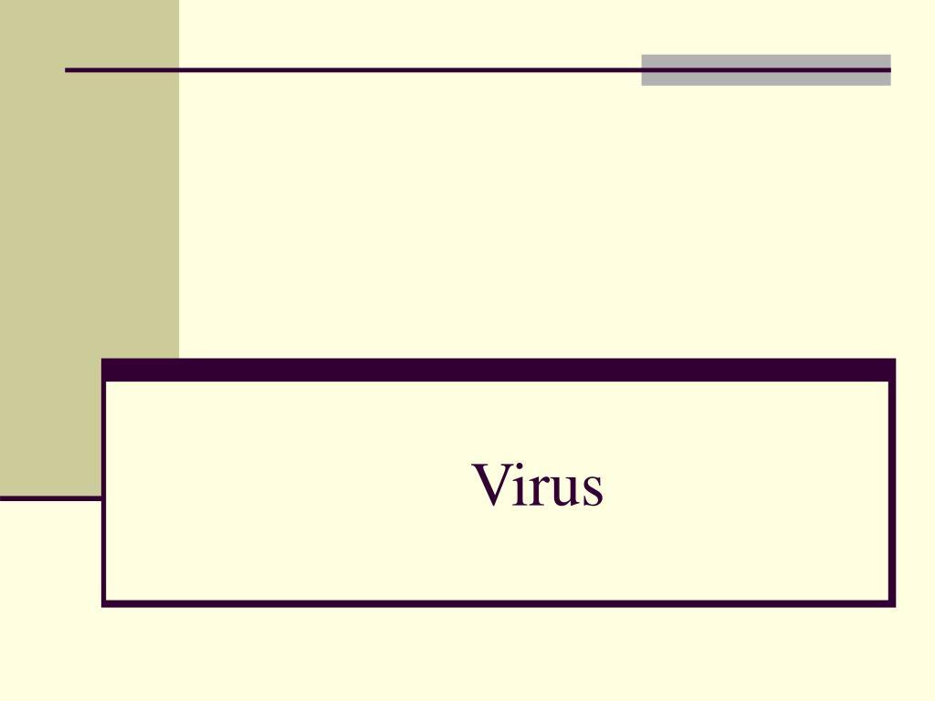 virus l.