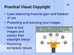 practical visual copyright