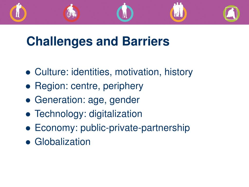 Challenges and Barriers