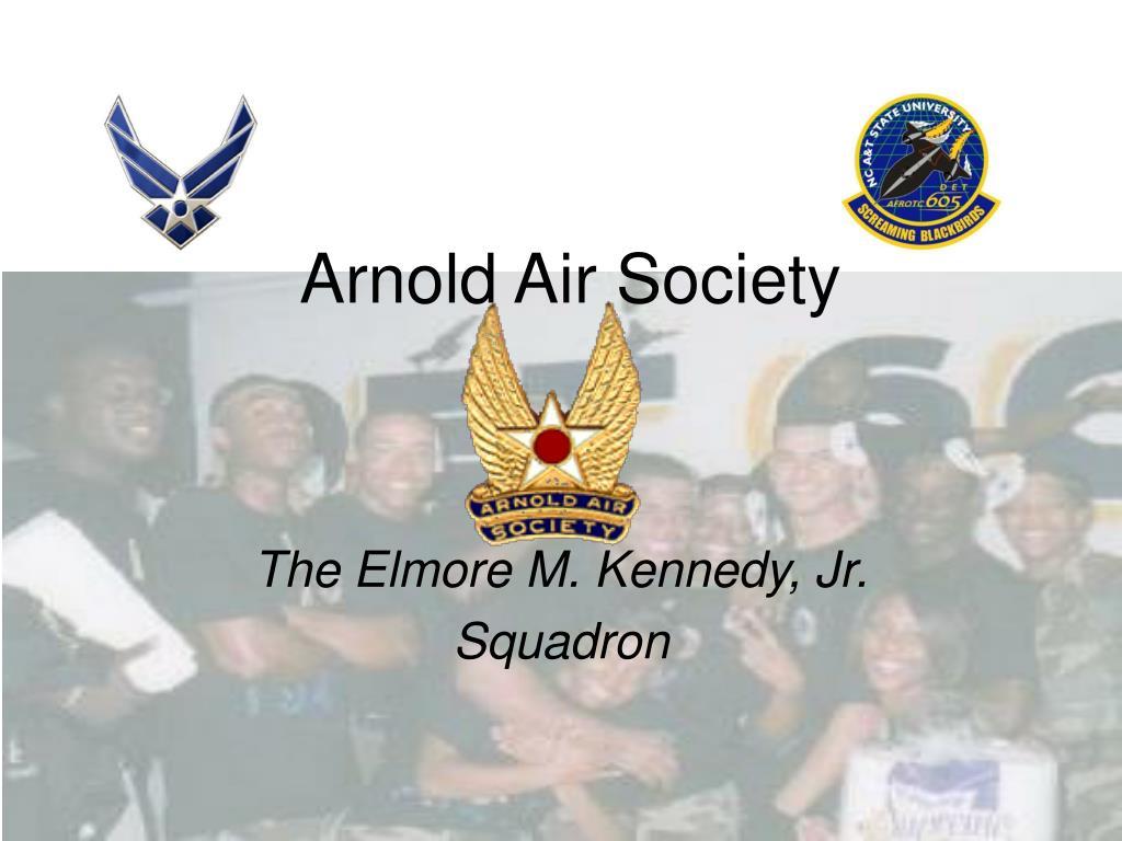 arnold air society l.