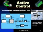 active control