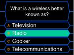 what is a wireless better known as48
