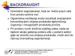 backdraught