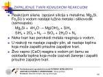 zapaljenje tvari kemijskom reakcijom3