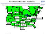 north american natural gas basis markets