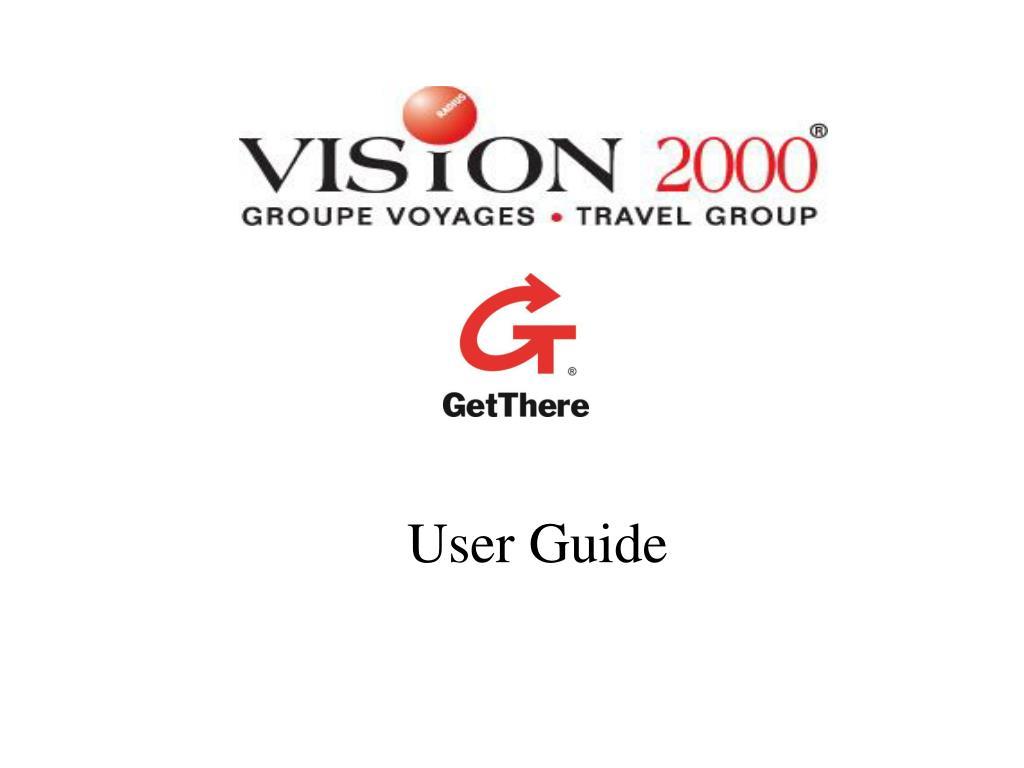 user guide l.