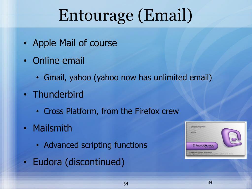 Entourage (Email)