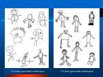 5 6 ves gyermekek emberrajzai