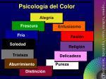 psicolog a del color55