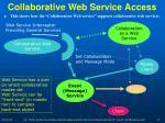 collaborative web service access1
