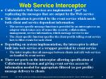 web service interceptor