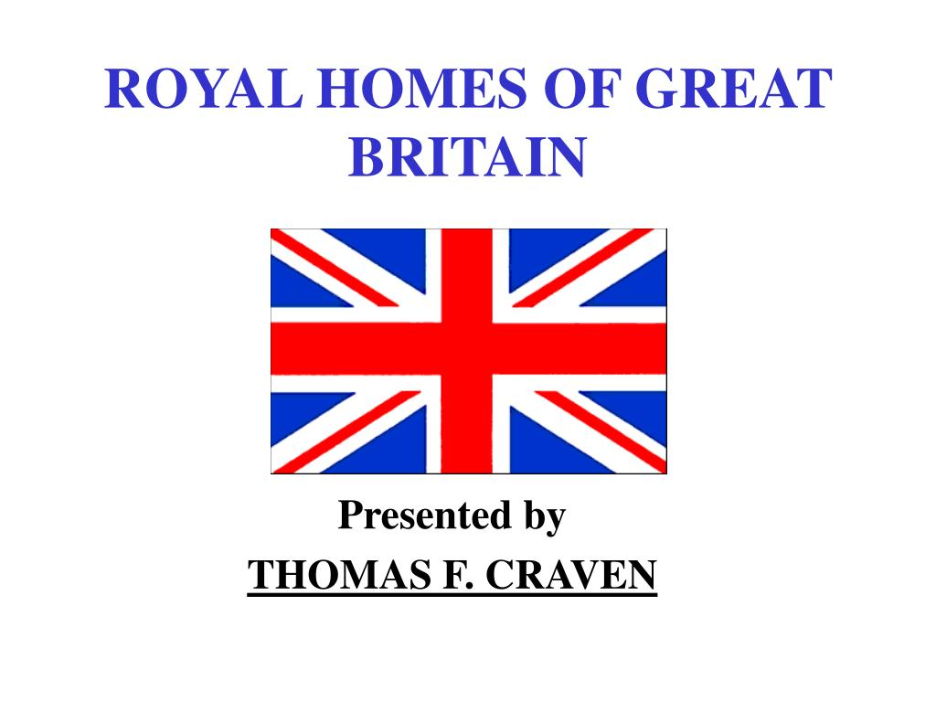 royal homes of great britain l.