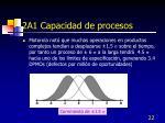 2a1 capacidad de procesos