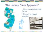 the jersey diner approach