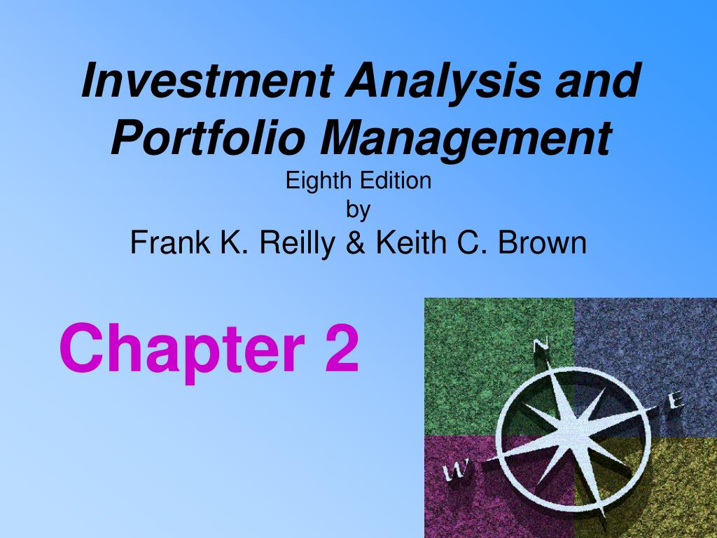 investment analysis and portfolio management eighth edition by frank k reilly keith c brown l.