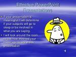 effective powerpoint presentations3