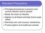 standard precautions4