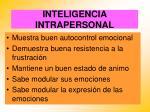 inteligencia intrapersonal65