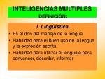 inteligencias multiples definici n32