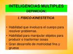 inteligencias multiples definici n36