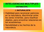 inteligencias multiples definici n40