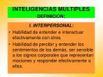 inteligencias multiples definici n44