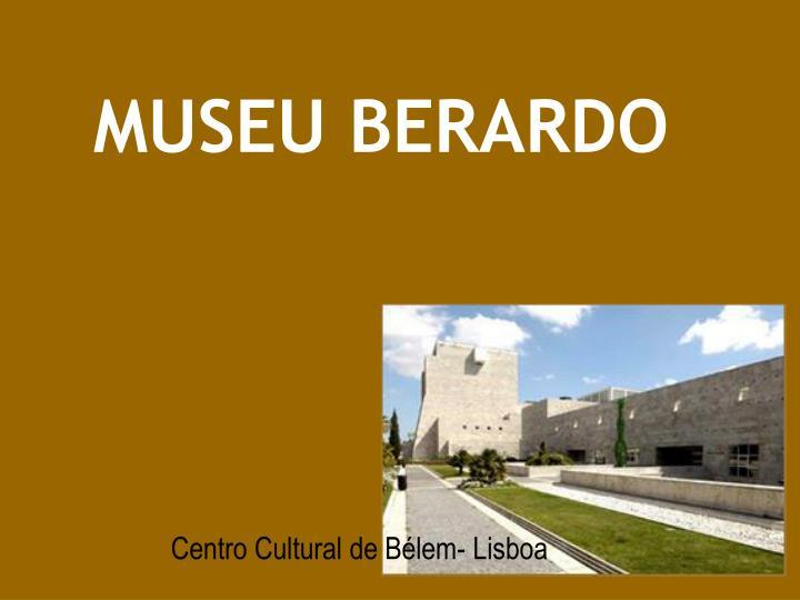 museu berardo n.