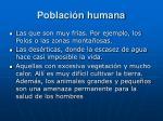 poblaci n humana11