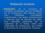 poblaci n humana6