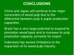 conclusions60