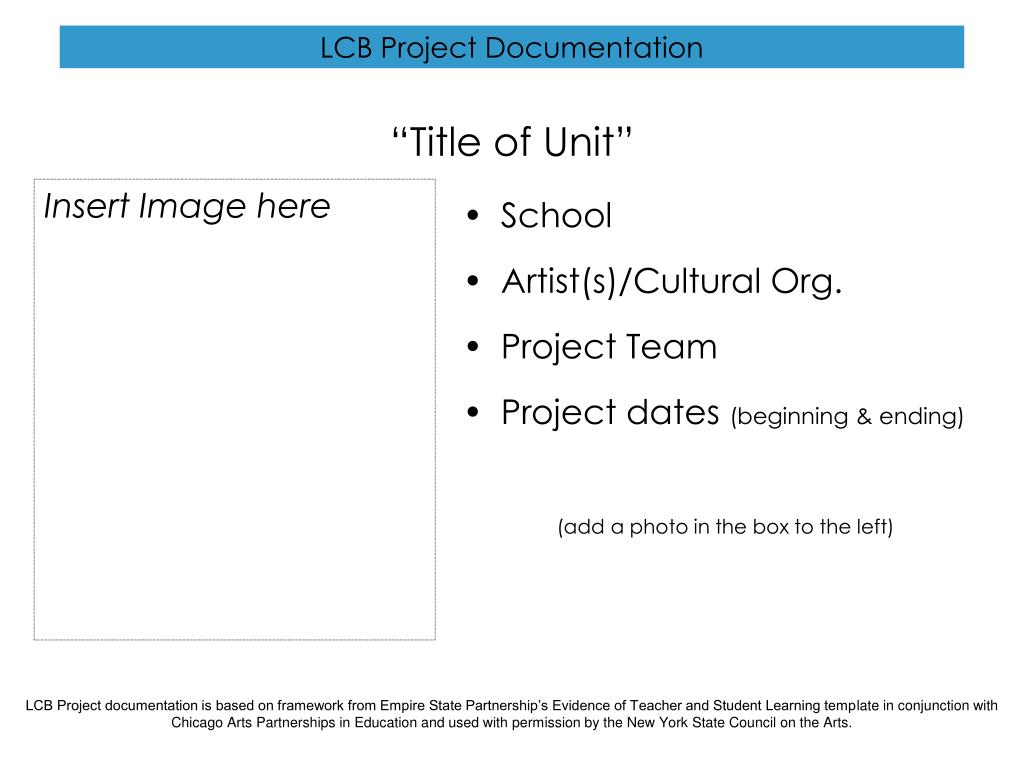 lcb project documentation l.