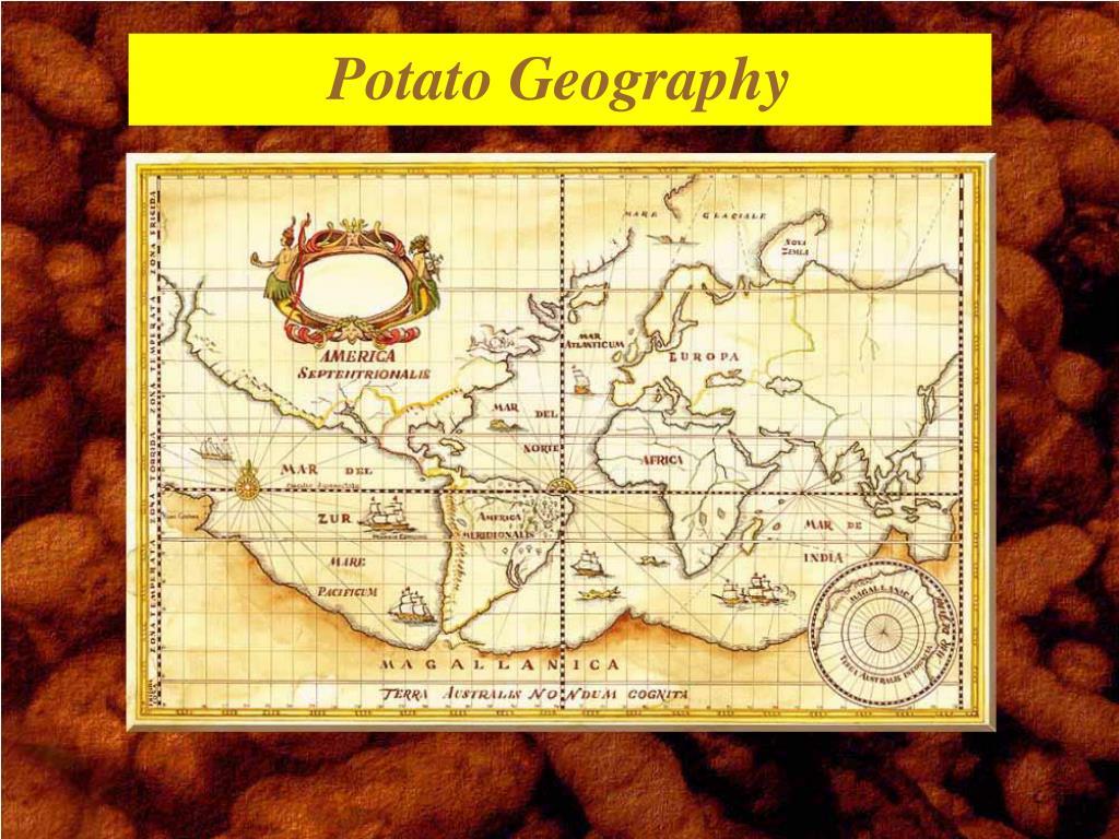 potato geography l.