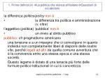 1 prime definizioni la politica che manca all italiano questioni di vocabolario