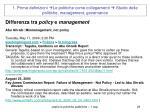 1 prime definizioni le politiche come collegamenti studio delle politiche management governance29