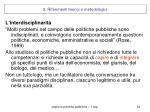 3 riferimenti teorici e metodologici