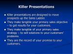 killer presentations4