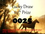 lucky draw6